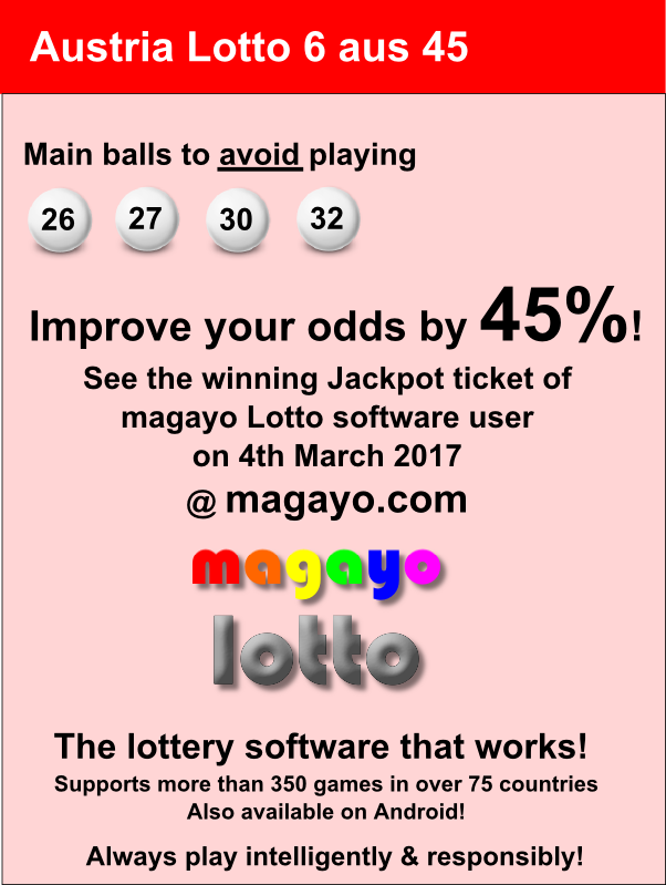 lotto 6 aus